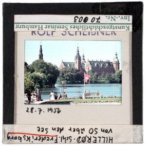Kleinbild-Dia von 1956