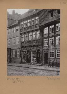 Wernigerode - Krummelsches Haus